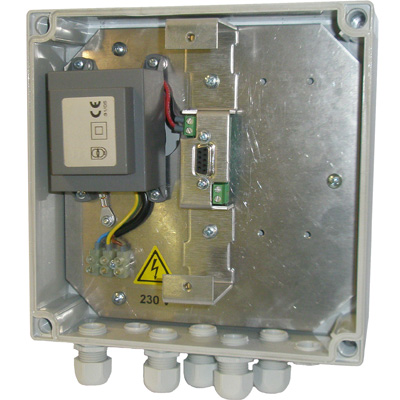 Geutebruck ZD-WSG/3 CCTV transmission system with IP65 protection