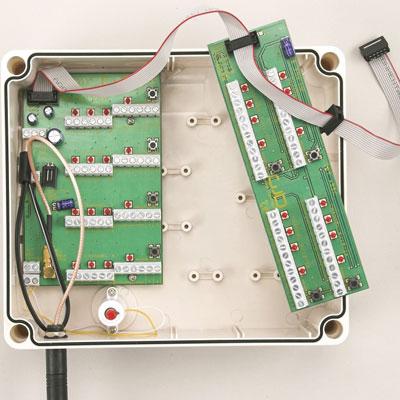 GJD GJD393 4 way plug-in module