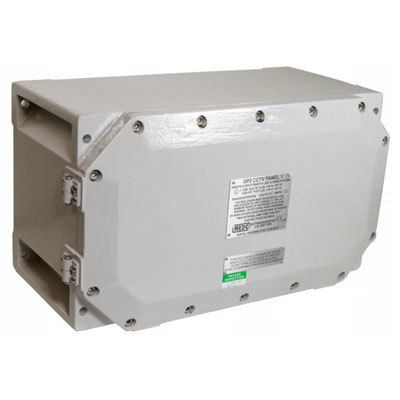 Axis Communications GP2 CCTV Panel explosion-protected power supply