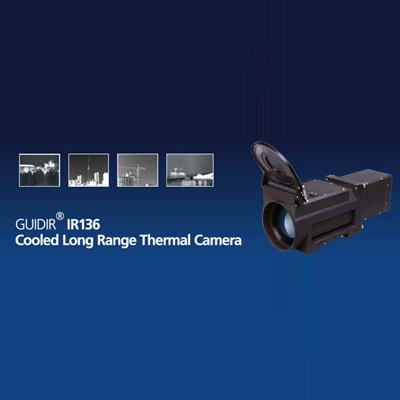 Guide Infrared GUIDIR IR136 cooled long range law enforcement thermal imaging camera
