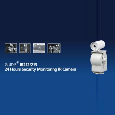 Guide IR212/213 - 24 hours security monitoring IR camera