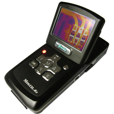 Guide Infrared MobiIR M8 - unique mobile-like IR thermographic camera