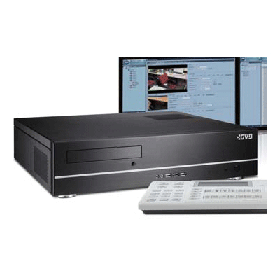 GVD E200 CCTV transmission system supports HTML format map plug-in integration