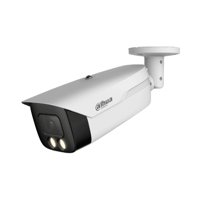 Dahua full-colour HDCVI bullet camera