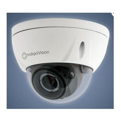 IndigoVision HD Ultra Minidome Camera with telephoto lens