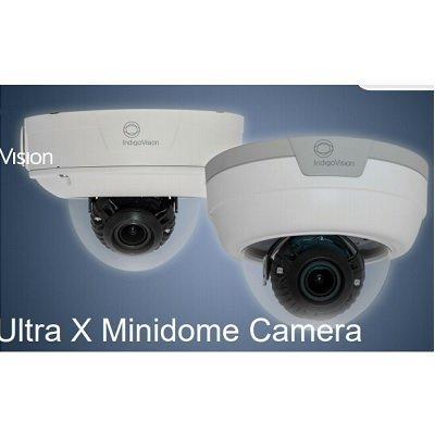 IndigoVision HD Ultra X Internal Minidome, Standard Lens