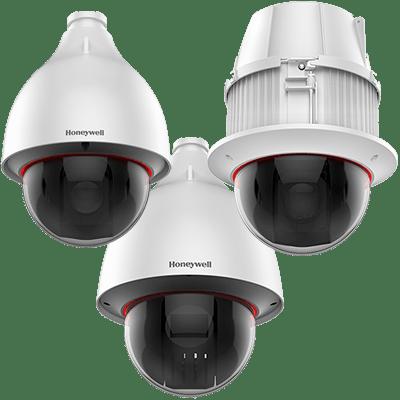 Honeywell Security HDZ302DIN-C1 2MP Indoor/Outdoor WDR 30x PTZ IP Camera