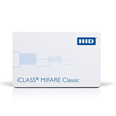 HID 252, 262 & 263 iCLASS + MIFARE Classic or MIFARE DESFire EV1 + Prox