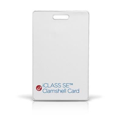 HID 3350 iCLASS SE Clamshell Smart Cardcontactless smart card