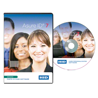 HID Asure ID Exchange 7 card personalisation software