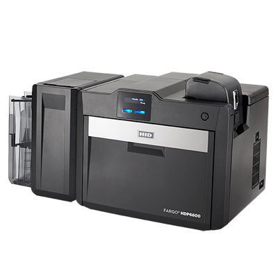 HID FARGO HDP6600 Card Printer And Encoder
