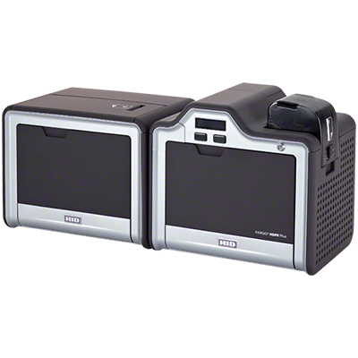 HID Fargo HDPii Plus ID card printer and encoder