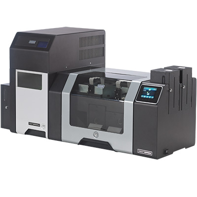 HID HDP8500LE Industrial Card Laser Engrave high security laser-engraved personalisation