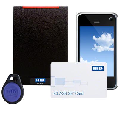 HID ICLASS SE Access Control Platform