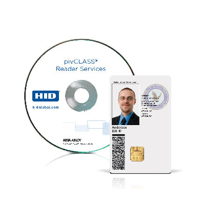 HID M2000 reader services software