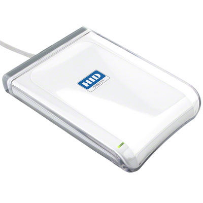HID Omnikey 5321 CR USB contactless smart card reader