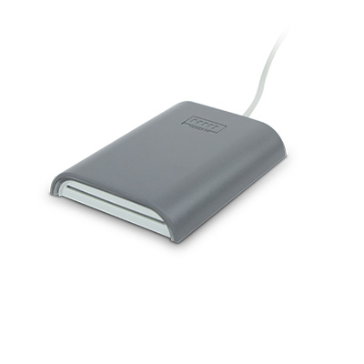 HID OMNIKEY 5421 contact and contactless USB smart card reader