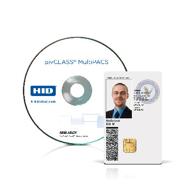 HID pivCLASS MultiPACS credential provisioning software