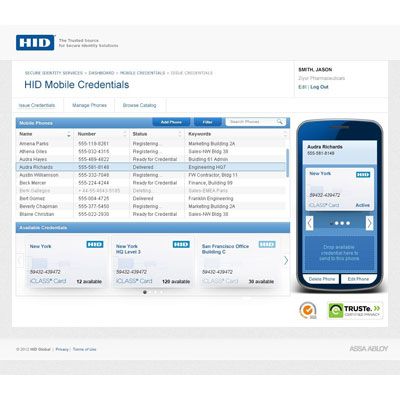 HID Global launches secure identity services