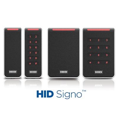 HID Signo access control readers