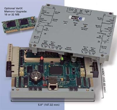 HID VertX V1000 Access control controller