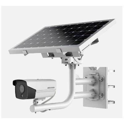 Hikvision 4G solar kit for remote security