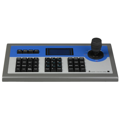 Hikvision DS-100xKI RS-485 keyboard with built in joystick