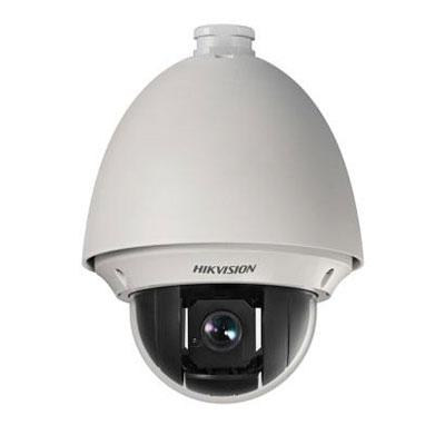 Hikvision DS-2AE4023N-A colour monochrome mini PTZ outdoor dome camera