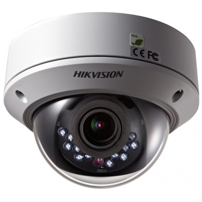 Hikvision DS-2CC52A1P(N)-AVPIR2 outdoor vandal proof IR dome camera