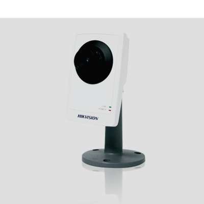 Hikvision DS-2CD8133F-E(W)(I) IP camera with built-in microphone and speaker