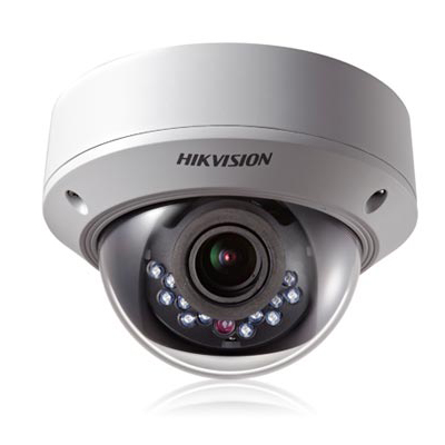 Hikvision DS-2CE5582P(N)-VPIR2 outdoor vandal proof IR dome camera