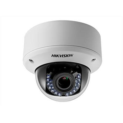 Hikvision DS-2CE56D1T-(A)VPIR3Z HD1080P motorised vari-focal vandal proof IR dome camera