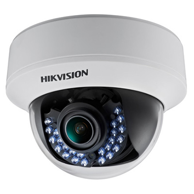 Hikvision DS-2CE56D5T-AIRZ HD1080P WDR indoor motorised VF IR dome camera