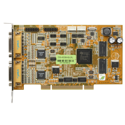 Hikvision DS-4008HSI PCI Compression Board real-time video compression