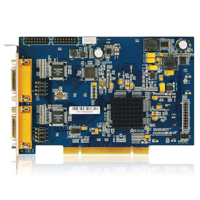 Hikvision DS-4216HFVI compression card for CCTV transmission systems