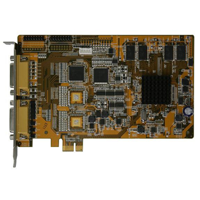 Hikvision DS-4308HFVI-E Compression Card