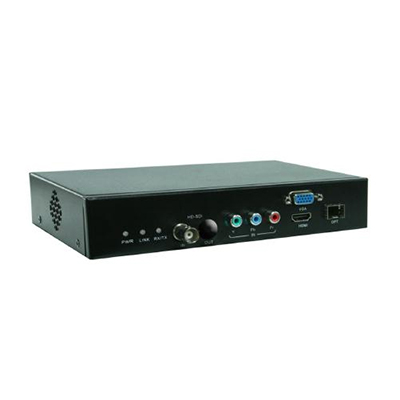 Hikvision DS-6601HFH high definition encoder with H.264 video compression