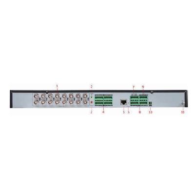 Hikvision DS-6716HWI 16-channel IP Video Encoder