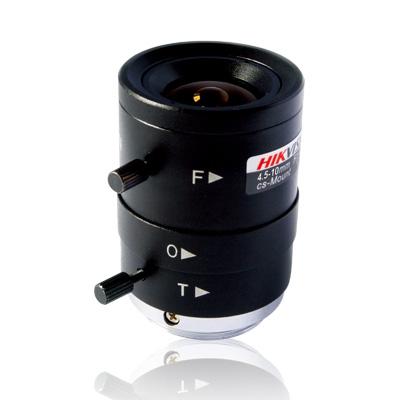 Hikvision HV4510M-MPIR varifocal CCTV camera lens manual iris