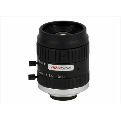 Hikvision MF1214M-5MP Fixed Focal Manual Iris 5MP Lens