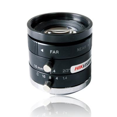 Hikvision MF1614M-MP megapixel CCTV camera lens with C mount