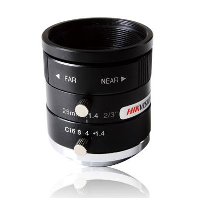Hikvision MF2514M-MP megapixel CCTV camera lens with 2/3 chip