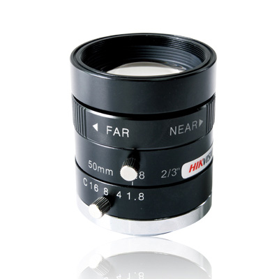 Hikvision MF5018M-MP megapixel CCTV camera lens manual iris