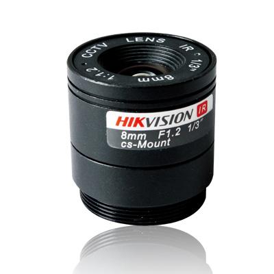 Hikvision TF0812-IR CCTV camera IR lens