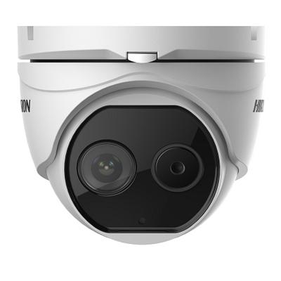 Hikvision DS-2TD1217-3/V1 thermal bi-spectrum Deep Learning turret camera