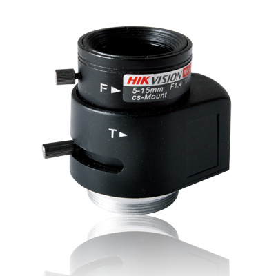 Hikvision TV0515D-MPIR varifocal megapixel IR CCTV camera lens