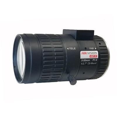Hikvision TV0550D-4MPIR vari-focal auto iris DC drive 4MP IR lens