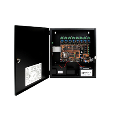 Hirsch Electronics M64N2 - 64-output access control controller with modular design and scalable architecture