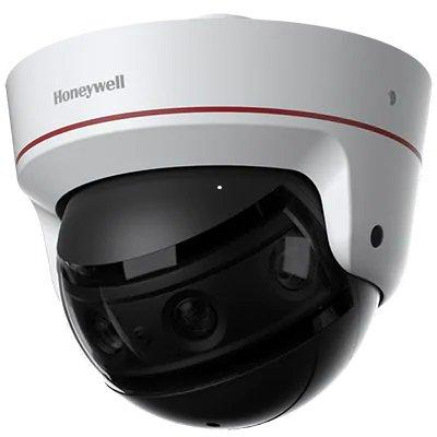 Honeywell Security HM4L8GR1 8MP Multi-Imager IR IP Rugged Dome