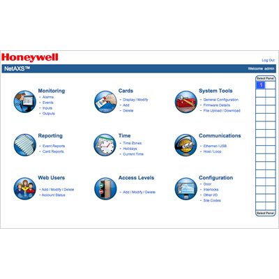Honeywell unveiled full suite of IP video, integrated and advanced security solutions at IFSEC 2010
